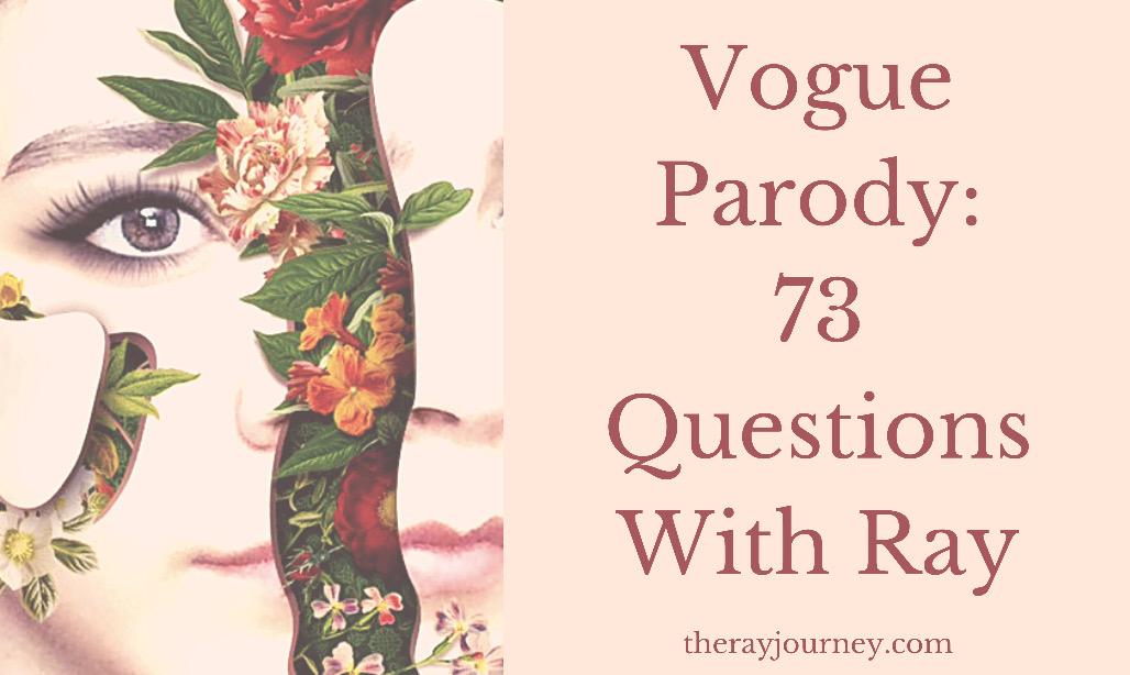 Vogue parody 73
