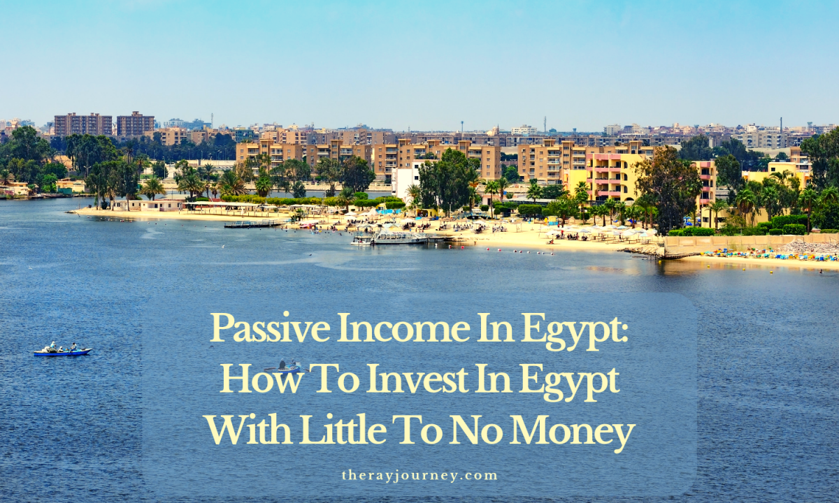 Passive Income In Egypt: How To Invest In Egypt With Little To No Money