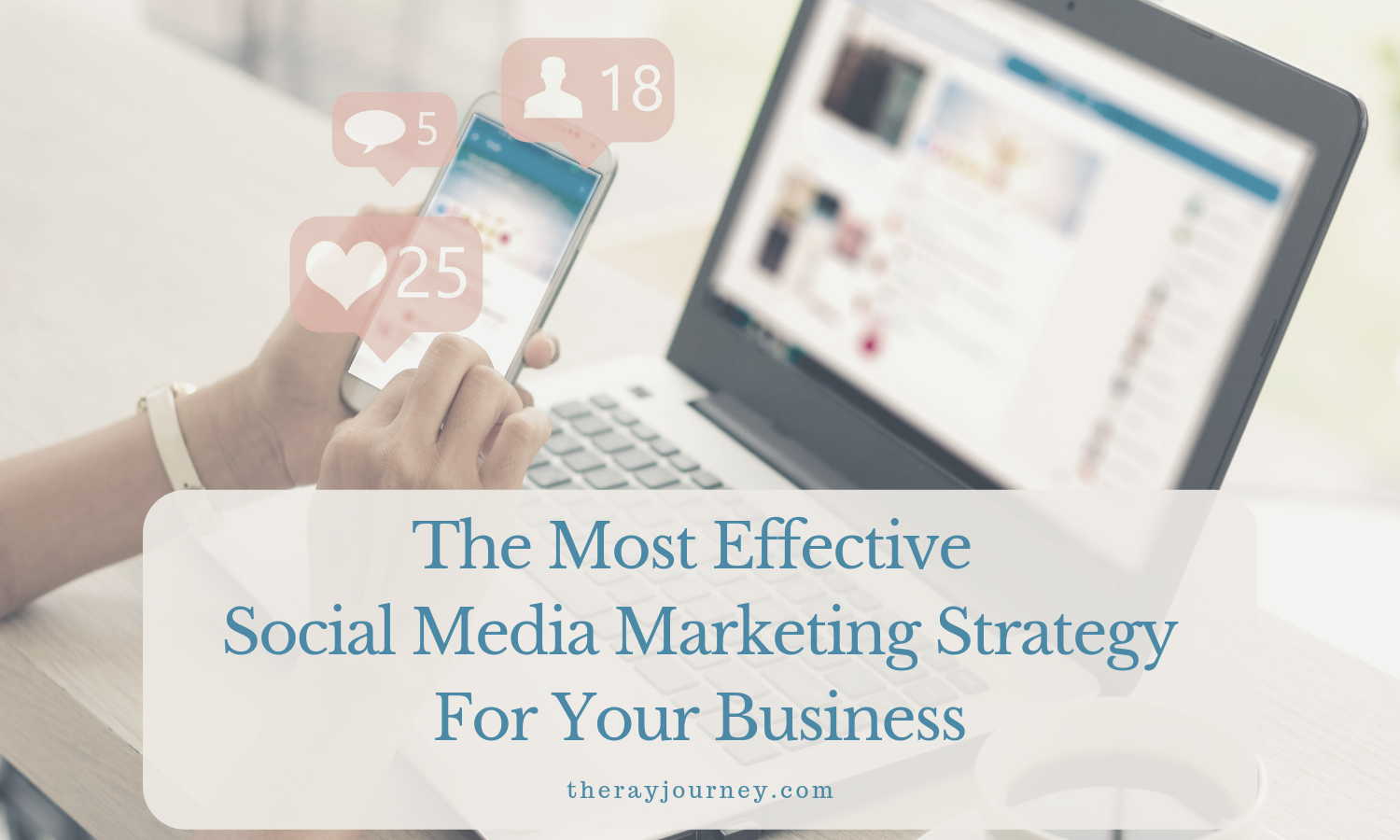 The Most Effective Social Media Marketing Strategy For Your Business