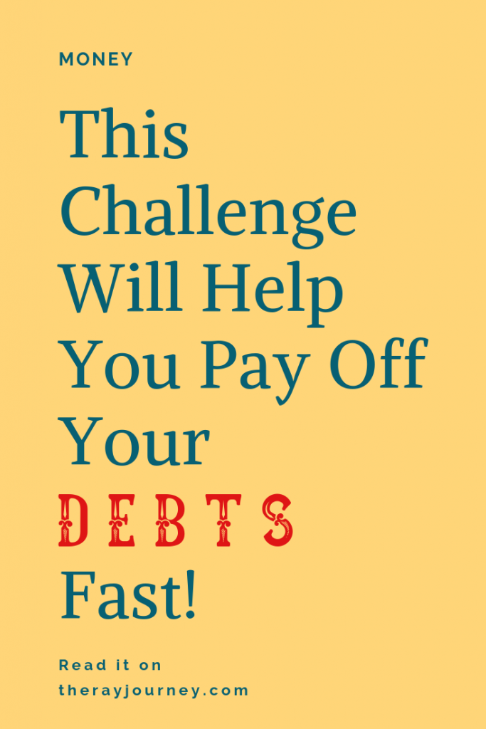 No Spend Challenge: How To Pay Off Your Debts And Start Saving Money