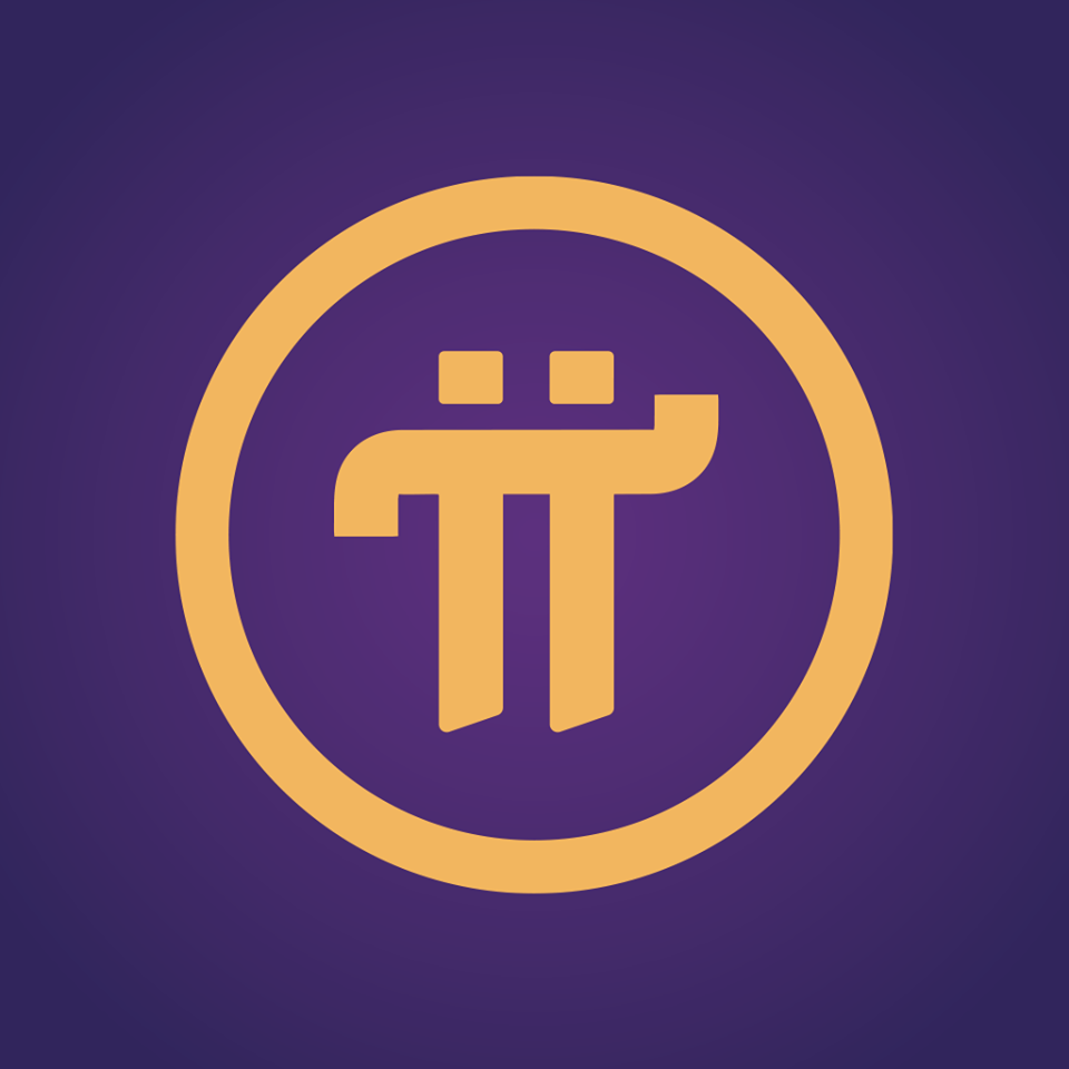 What is pi network. Pi icon.