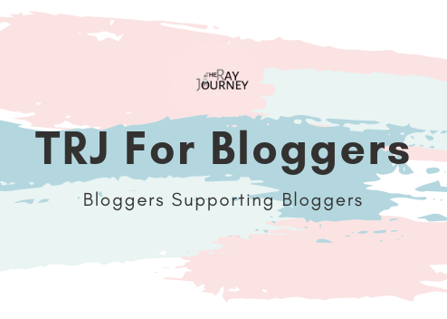 TRJ For Bloggers logo